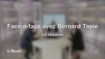 Arbitrage du Lyonnais : le face-à-face avec Bernard Tapie résumé en 5 minutes