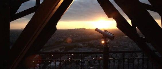 Instants partagés sur la tour Eiffel