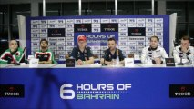 Contenders for the 2013 FIA World Endurance Cup for GT Drivers
