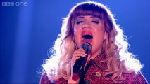 The Voice UK 2013 Leah performs 'I Will Always Love You' The Live Final BBC One