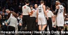 Jason Kidd Spills Soda On Court To Force Timeout
