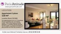 Appartement 2 Chambres à louer - Levallois Perret, Levallois Perret - Ref. 4955