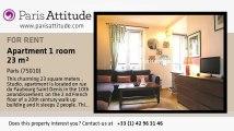 Studio Apartment for rent - Gare de l'Est/Gare du Nord, Paris - Ref. 7104
