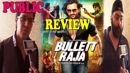 Bullett Raja Public Online Review