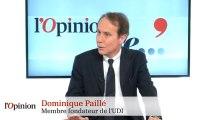 Dominique Paillé : « Nicolas Sarkozy fait tout pour revenir et s'il revient il perdra.»