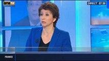 Politique Première: message flou de François Hollande autour des chiffres du chômage – 29/11