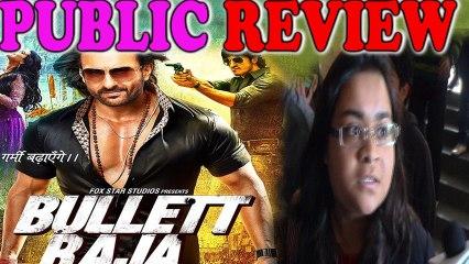 Bullett Raja Public Review - Saif Ali Khan