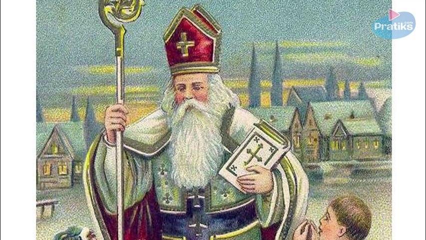 Trois minutes pour tout savoir de la Saint Nicolas fêtée le 6 décembre
