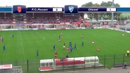 F.C.Rouen - Oissel - Résumé