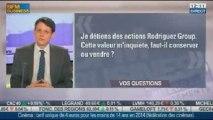 Les Réponses de François Monnier aux auditeurs, dans Intégrale Placements – 29/11 1/2