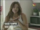 """Este martes 22hs vas a conocer a Tania Rocio Bárbara """"Mis Amigos de Siempre"""""""