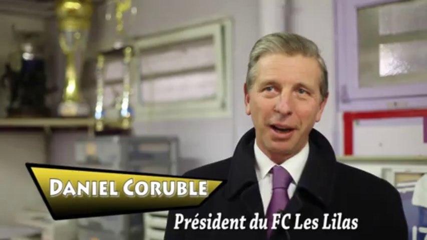 Gros plan sur le FC  Les Lilas avant le 8e tour de la Coupe de France