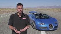 Bugatti Veyron vs Lamborghini Aventador vs Lexus LFA vs McLaren MP4 Race