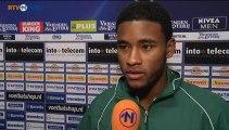 Giliano Wijnaldum maakt zijn eerste goal in het betaalde voetbal - RTV Noord