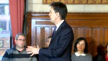 Ed Miliband: We want to stand up for ordinary people