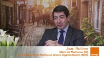 DRCLG - SMCL 2013  Itw de Jean Rottner, maire Mulhouse