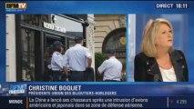 BFM Story: le braquage d'une bijouterie dans la Marne - 29/11