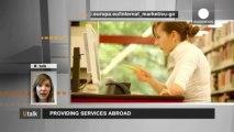 Quelles démarches pour les prestataires de service à l'étranger ?