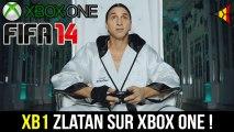 XBOX ONE // Zlatan Ibrahimovic sur Xbox One #TheOne - FIFA 14 - Pub TV Officielle | FPS Belgium