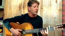 Celui qui a mal tourné - Georges BRASSENS reprise (guitar & vocal cover)
