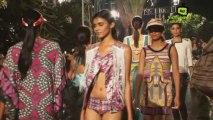 Aditi Rao Hydari Walks For The Government of Catalonia's Spanish Fashion Show !