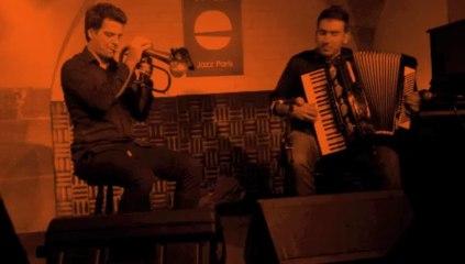 Luca Aquino et Carmine Ioanna : Mastroianni (live au Sunset à Paris)