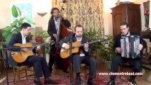 Medley - Quartet jazz manouche avec accordéon pour événements - Clément Reboul
