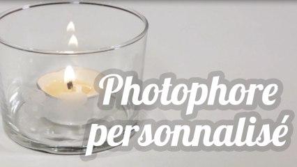 Photophore personnalisé