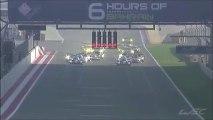 Start - Round 8 / 2013 FIA WEC 6 Hours of Bahrain - Replay