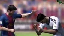 Une violente bagarre entre Cristiano Ronaldo et Lionel Messi !
