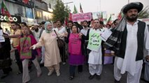 Protest against US drone attacks spreading in Pakistan