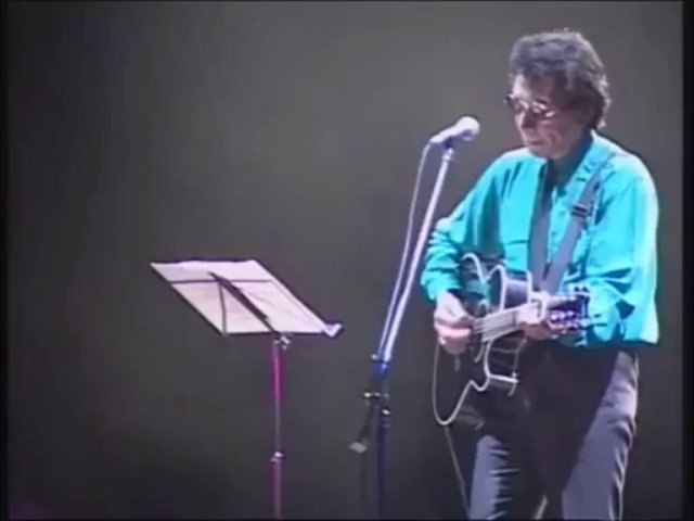Rodriguez - A Most Disgusting Song (Live South Africa 1998)