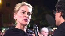Sharon Stone ospite d'onore al festival del cinema di Marrakech