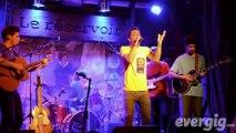"""David Bacci """"Moussa"""" - Le réservoir - Concert Evergig Live - Son HD"""