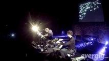 "Rodolphe Burger ""Dada-bewegung"" - café de la danse - Concert Evergig Live - Son HD"