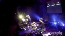 "Rodolphe Burger ""Eisbär"" - café de la danse - Concert Evergig Live - Son HD"