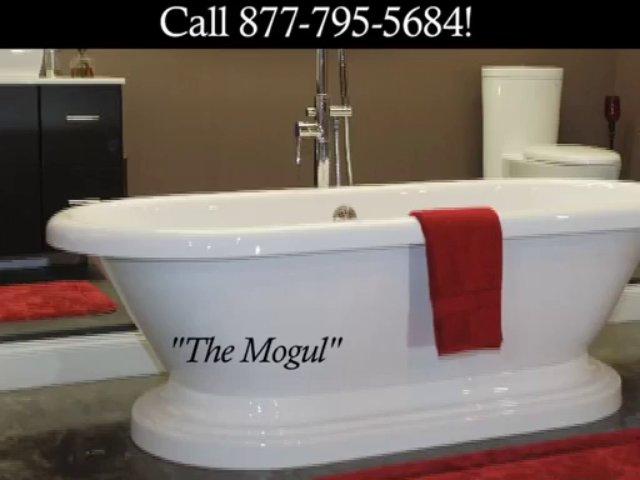 Elegant Clawfoot Tub – Los Angeles/Orange County/San Diego