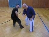 Travail des Tachi No Waza en Kiaï-Kyusho-Jitsu