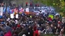 La marche pour l'égalité et contre le racisme réunit des milliers de personnes à Paris