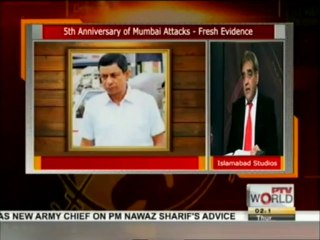 Makhdoom Babar speaks about 26/11 attacks on 5th Anniversary (Part 1)