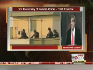 Makhdoom Babar speaks about 26/11 attacks on 5th Anniversary (Part 2)