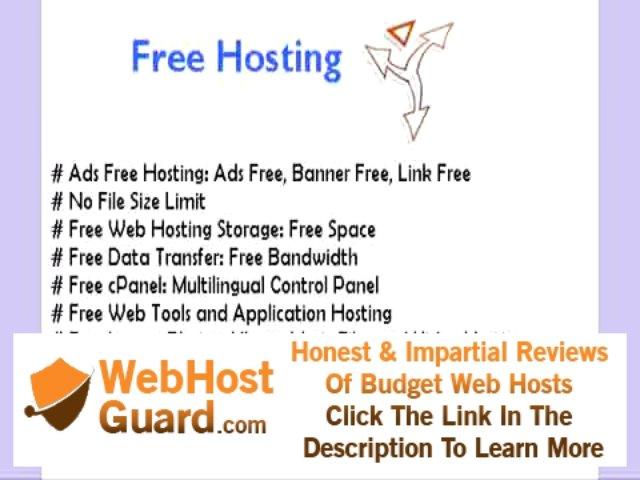 hosting website with google