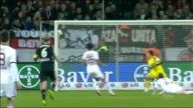 Bayer Leverkusen 3-0 Norimberga, giornata 14