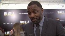 Idris Elba About Being Mandela At Screening Hosted By U2
