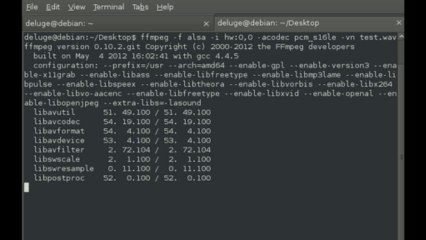 FFmpeg Resource | Learn About, Share and Discuss FFmpeg At