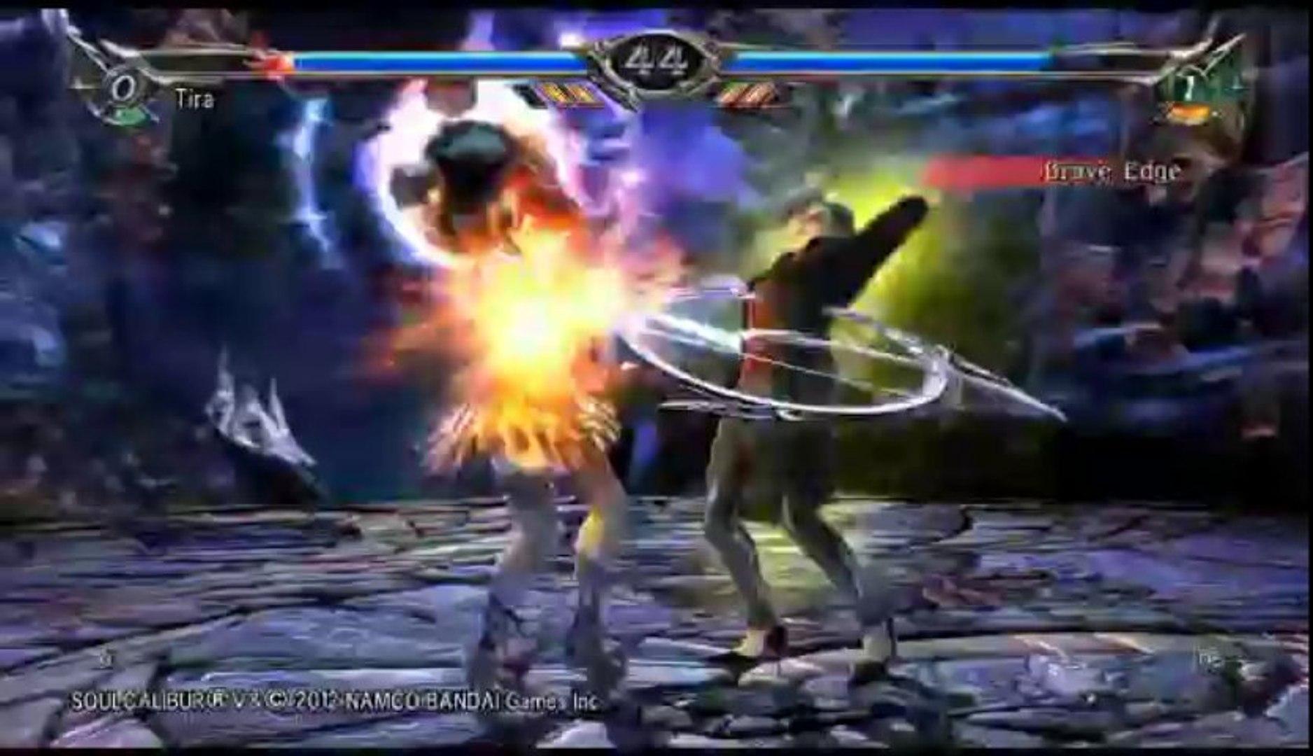 Soul Calibur V | Ranked Online Match - Tira Versus Tira