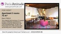 2 Bedroom Duplex for rent - Ledru-Rollin, Paris - Ref. 2026