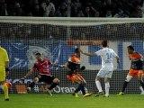 But Florian THAUVIN (36ème) - Olympique de Marseille - Montpellier Hérault SC - (2-0) - 29/11/13 (OM - MHSC)
