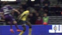 But Pantxi SIRIEIX (47ème) - Toulouse FC - FC Sochaux-Montbéliard - (5-1) - 30/11/13 (TFC - FCSM)