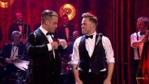 Robbie Williams and Olly Murs - I Wanna Be Like You - Live Duet Performance